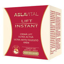 Gerovital AslaVital ultra active LiftInstant35+ anti age aging età rughe wrinkle