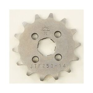 JT - 420 14T Front Sprocket for Honda 2013-16 CRF110F 69-82 CT70 - JTF253.14