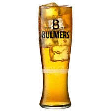 2 X Official Bulmers Pint Glass// new