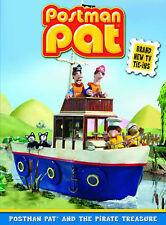 Postman Pat's Pirate Treasure by Rebecca Stevens (Paperback) 9781416901846