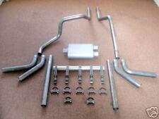 Truck Dual Exhaust Kit 87-96 Ford F150/250  Aluminized