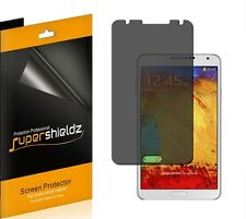 2X Supershieldz Privacy Anti-Spy LCD Screen Protector For Samsung Galaxy Note 3