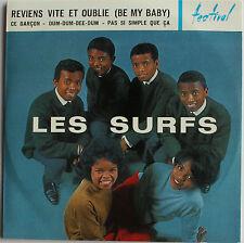 LES SURFS  CD  4 TITRES