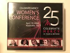 Celebrate Mercy Women's Conference by Mercy Ministries (CD, 2008, 5-Disc Set)