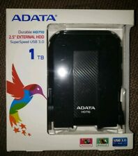 1TB AData HD710 Pro USB3.1 2.5-inch Portable Hard Drive (Black)