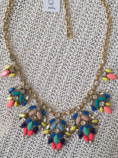 Brand New with tags J.Crew Statement Necklace