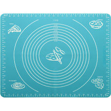 50x40cm Silicone Rolling Pastry Baking Mat for Fondant Cookies Cake Sugar craft