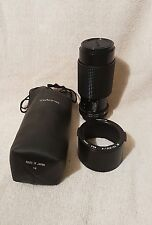 TOKINA 70-210mm f/3.5  MANUAL LENS FOR AE  CANON CAMERA 📷 EXCELLENT CONDITION.