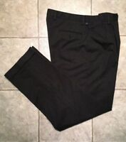 DOCKERS * Mens Gray Casual Pants * Size 36 x 34 * EXCELLENT