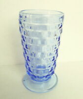 Blue Sapphire Colony Whitehall Cubist Ice Tea Tumbler