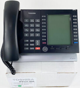 Toshiba IP5131-SDL Gigabit IP Phone - Refurbished - Bulk