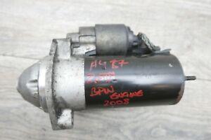 AUDI A4 B7 05-09 2.0 TDI 140HP DIESEL STARTER MOTOR BOSH 001109064