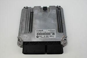 Motorsteuergerät BMW F25 3.0D 0281031777 DDE8585380 EDC17C56-2.48 im AUSTAUSCH
