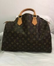 Authentic Louis Vuitton Handbag Speedy 40 Monogram Canvas