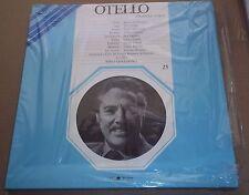 Sanzogno/Del Monaco/Gobbi VERDI Otello - Melodram MEL 475 (3) SEALED