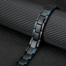 Magnetic bracelet men 4 bio elements balance energy arthritis pain relief women