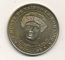 Monnaie de Paris - VAISON-LA-ROMAINE, Tête d'apollon, Mil. 2002 |
