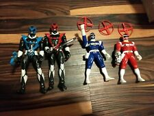 Power Rangers In Space Action Figures And Legacy Psycho Rangers