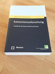 Extremismusforschung, Jesse/Mannewitz