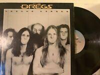The Dregs – Unsung Heroes LP 1981 Arista – AL 9548 Fusion Prog Rock VG/EX