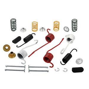 Rr Drum Hardware Kit 7205 Carquest