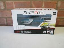 Fly Botic Flybotic Air Tornado Silverlit Remote Control Helicopter - New