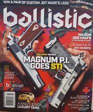 Ballistic Winter 2019 Magnum P.I. Goes STI FREE SHIPPING CB