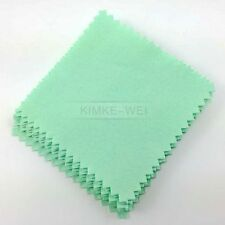 10x Jewelry Polishing Cloth Cleaning for Platinum Gold and Sterling Silver New