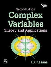 NEW Complex Variables: Theories and Applications by H.S. Kasana
