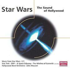 STAR WARS: THE SOUND OF HOLLYWOOD CD! BRAND NEW! STILL SEALED!!