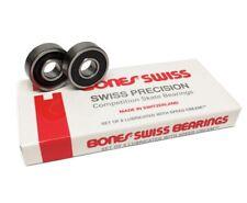 Bones Bearings - 8mm Bones Swiss Skateboard Bearings