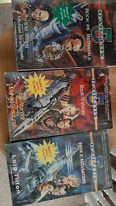 Babylon 5 Books X3