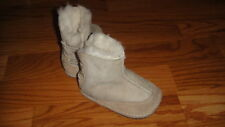 UGGS INFANT BABY SZ SMALL S LIGHT BROWN BOOTS SHOES