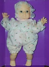 Uneeda L'il Musikins Vinyl Soft Filled Body Baby Doll