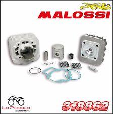 318862 MALOSSI GRUPPO TERMICO MHR 50cc ALLUMINIO PIAGGIO ZIP 50 2T <-1999