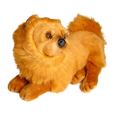 Chow Chow by Piutre, Hand Made in Italy, Plush Stuffed Animal NWT