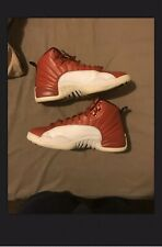 Jordan 12 Retro Gym Red Sz 11.5 100% Authentic Pre-Owned