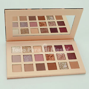 Okalan Cryptic Eyeshadow Palette Saturated Beauty Colors Matte Shimmer Sombras