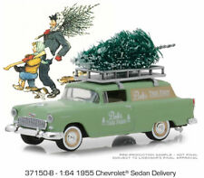 Greenlight 1:64 Norman Rockwell Series 1 1955 Chevrolet Sedan Delivery 37150-B