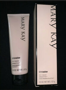 Mary Kay TimeWise 3-In-1 Cleanser Combination to Oily New In Box