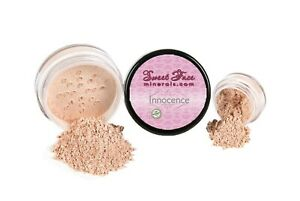 BLUSH (INNOCENCE) Mineral Makeup Powder Bare Face Shadow Contour Rouge Highlight