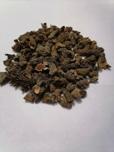 400g Getrocknete Sibirische Gourmet-Morchelpilze --Spezialangebot