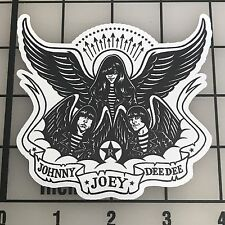 "Ramones 4"" Wide Vinyl Decal Sticker - BOGO"