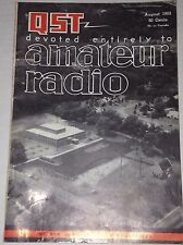 QST Amateur Radio Magazine Inexpensive Power Supply August 1963 121816rh