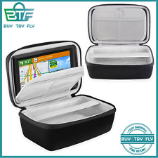 GPS Case Hard Shockproof 5 Inch Shell Carrying Travel Bag For Nuvi TomTom