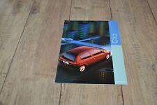 CATALOGUE Renault Clio de 1999 ( décembre 1998 )