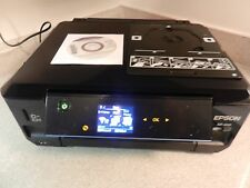 Epson Expression XP610 HD All in One Printer w/CD/DVD Print Tray