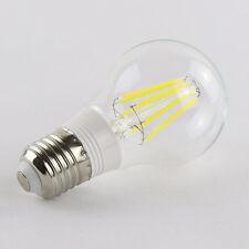 10pcs 110V-220V AC E27 6W 6X1W White Filament LED Bulb Light Lamp Globe Retro