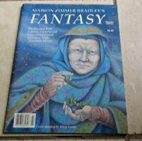 Marion Zimmer Bradley's Fantasy Magazine Issue #22 Winter 1994 Very Good