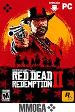 Rockstar Games - Red Dead Redemption 2 Key - PC Download Code [DE/Worldwide]